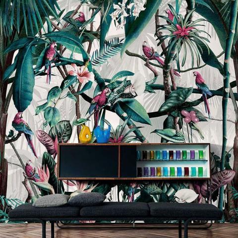 LondonArt Wallpaper Ipanema